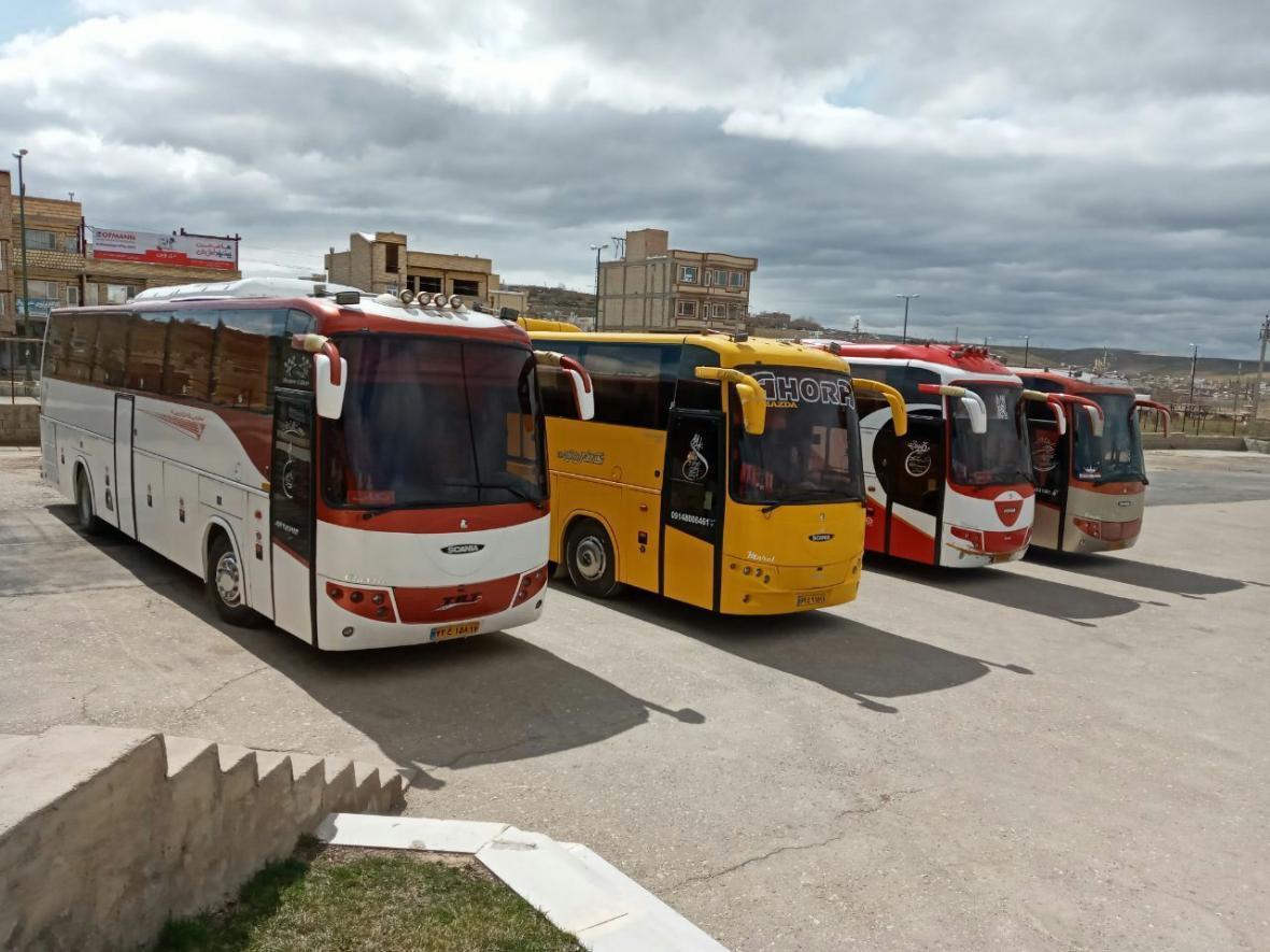 خبرنگاران 700 مسافر نوروزی از تکاب به تهران بازگشتند