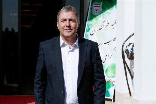 اسکوچیچ: صندلی تیم ملی ایران بد است، قول صعود به جام جهانی داده ایم