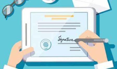 ساماندهی امضای دیجیتالی عزم ملی می خواهد