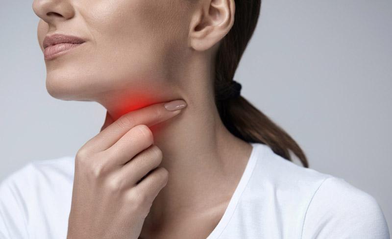 درمان گلودرد با 8 نوشیدنی گیاهی