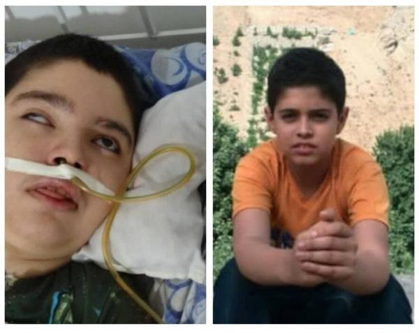 روایت تلخ پسری که در 13 سالگی به کما رفت و در 19 سالگی بیدار شد ، چرا امیر 6 سال در کما بود؟
