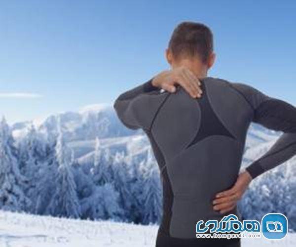 چرا سرما باعث درد مفاصل می گردد؟