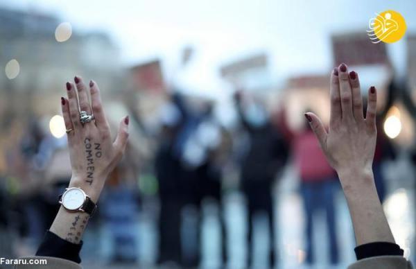 (تصاویر) جنجال قتل یک زن به دست پلیس در انگلیس
