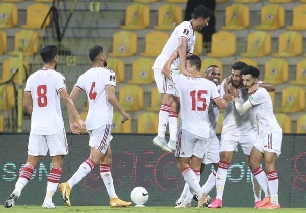 انتخابی جام جهانی 2022، امارات و ویتنام به مرحله پایانی صعود کردند