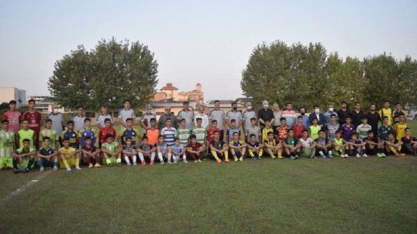 برگزاری مرحله نهایی تست گیری استعدادیابی فوتبال مازندران